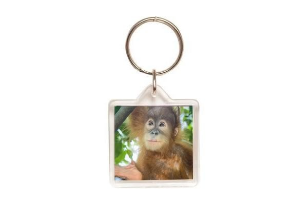 Adoption Key Ring