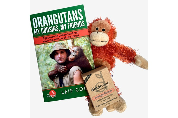 The Citrawan Care Pack - Orangutans. My Cousins, My Friends.