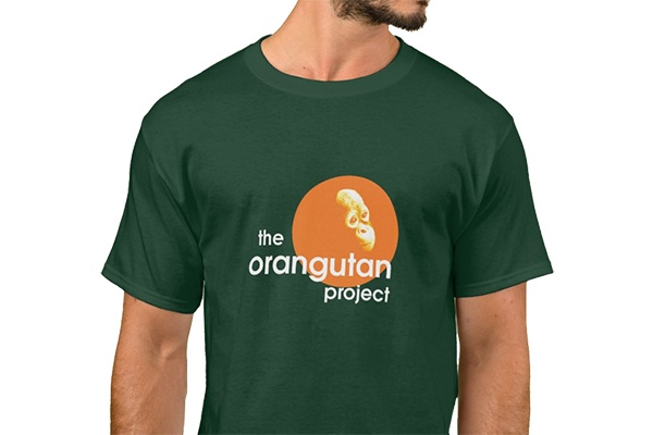 The Orangutan Project T-Shirt